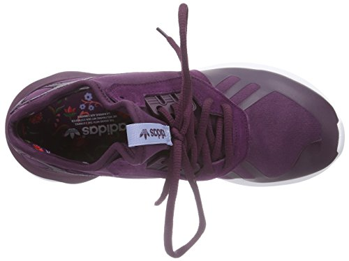 Adidas OriginalsTubular Runner - Zapatillas de Running Mujer Rojo - Rot (Merlot F15-St /Merlot F15-St /Periwinkle F15-St)