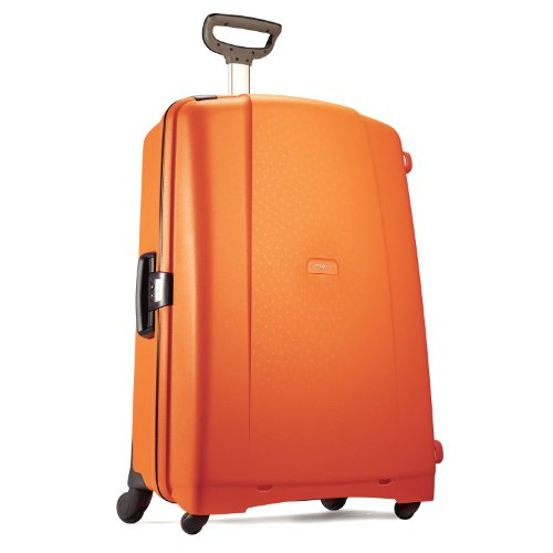 Samsonite Luggage Flite Upright 31 Travel Bag, Bright Orange, One Size by Samsonite