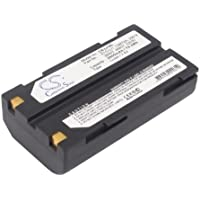 vintrons (TM) Bundle - 2600mAh Battery For Trimble 29518, 38403, 46607, 52030, 54344, 5700, 5800, + vintrons Coaster