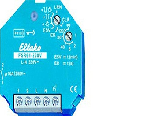 Eltako Funk-Stromstossrelais, FSR61-230V Funkaktor