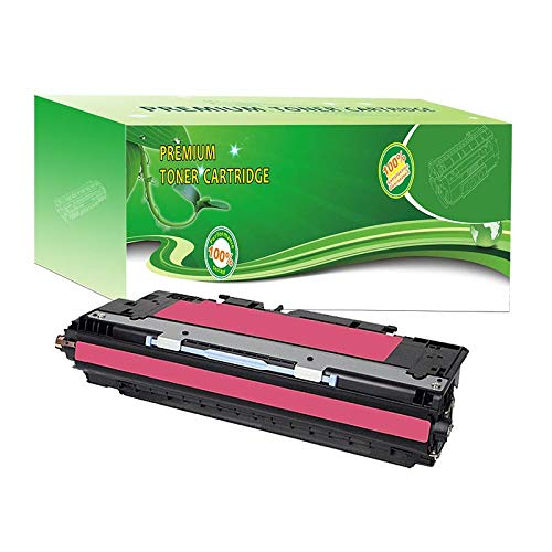 ABCink 311A Q2682A Toner Compatible for HP Laserjet 3700,3700dn,3700dtn,3700n,3550,3550n,3500,3500n Printer Toner Cartridge,6000 Yields(1 Pack,Yellow)