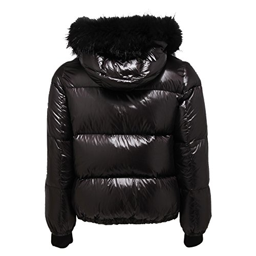 Piumino 6592u Woman Black Nero Chatel Donna Jacket Freedomday Fwgdq1xw