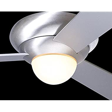 Modern Fan 270, 75W G9 Halogen Light Kit (Altus/Altus Hugger/Plum/Torsion Fans Only)