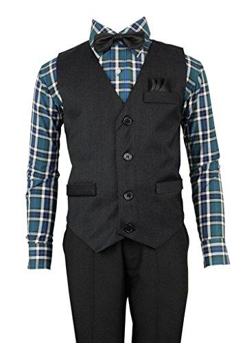 dress shirts with black pants - 2