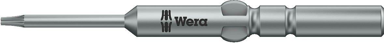 Wera 05135421001 Bit for TORX socket screws 867//22 TX 6x60mm