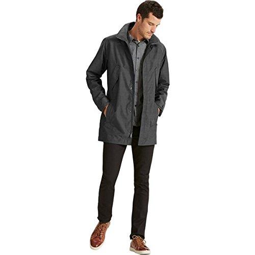 [ナウ] メンズ ジャケット&ブルゾン Quintessentshell Trench Coat [並行輸入品] B07DHZZ68P XL