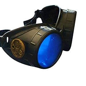 Steampunk Victorian Goggles welding Glasses diesel punk-owp