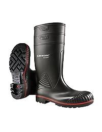Dunlop Unisex Acifort Heavy Duty Full Safety Wellington