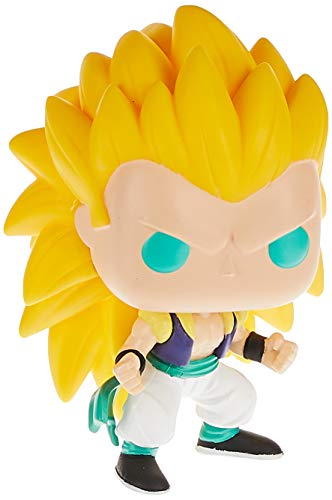 Funko- Figura Pop Dragon Ball Z Gotenks Super Saiyan Exclusive r (FU40450)