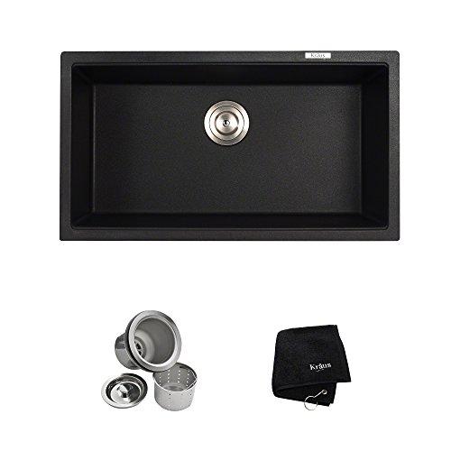 Black Kitchen Sink - 2