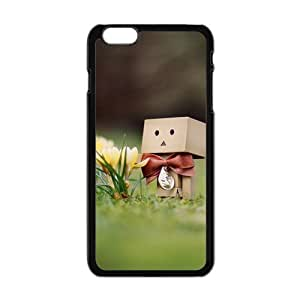 "Iphone 6 Plus Slim Case Flowers Between Danbo Design Cover For Iphone 6 Plus (5.5"")"