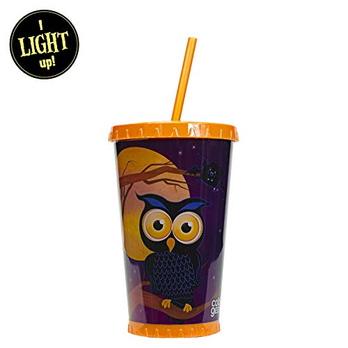 Cool Gear Halloween Tumblers (Cool Gear 24 Oz Light Up Halloween Tumbler)