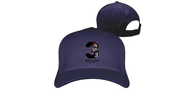 1c691997053 Baseball Cap Post Malone White Iverson 3 Trucker Hat  Amazon.ca  Clothing    Accessories