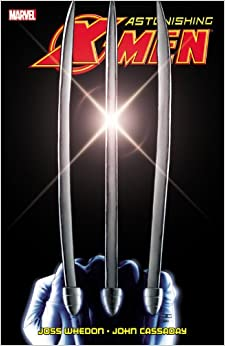 amazon com astonishing x men by joss whedon john cassaday astonishing x men by joss whedon john cassaday ultimate collection book 1