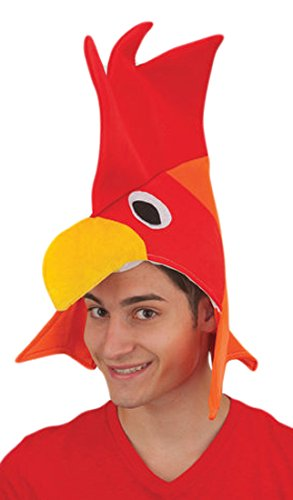 Jacobson Hat Company Rooster Hat (Poly) (Rooster Hat)