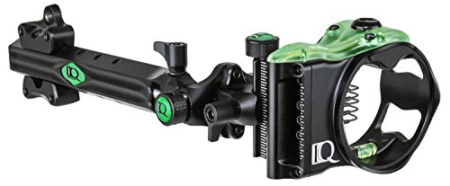 Micro Pin Sight - Carbon Express Field Logic IQ PRO XT 5-Pin Bowsight (Right Hand Model)
