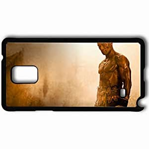Personalized Samsung Note 4 Cell phone Case/Cover Skin 40395 Black hjbrhga1544