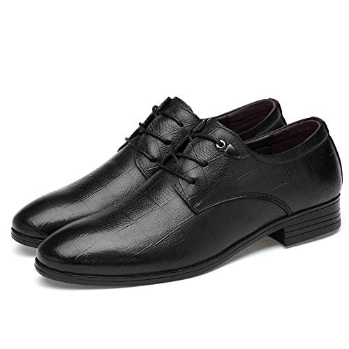 6103aa69d15 Dig dog bone Men Business Style Oxford Leisure Personality Embodying  British Style Business Formal Shoes(
