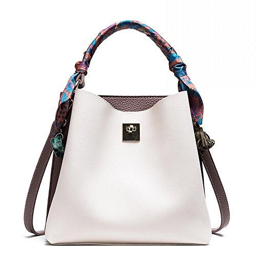 Bucket Shoulder Bag (MSXUAN Fashion Bucket Bag Shoulder Bag Purses Crossbody Bags For Women)