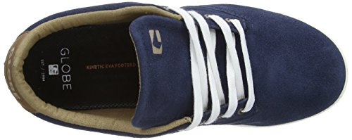 Globe Lighthouse-Slim Navy Tan Blau (navy/tan 13185)