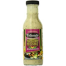Johnny's Jamaica Mistake Dressing, 12 Ounce (Pack of 6)