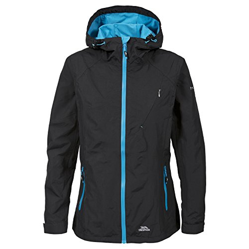 Breakaway Soft Shell Jacket (Trespass Breakaway Womens Waterproof Windproof Hooded Outdoors Rain Jacket)