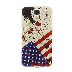 Defender el modelo de EE.UU. caso de la cubierta protectora dura de plástico para el Samsung Galaxy S4 i9500