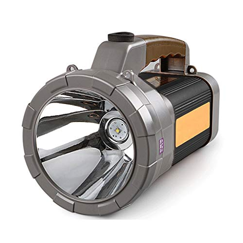 (Cloud Strong Light Flashlight,Multi-Function Charging Led Super Bright Xenon Lamp Waterproof Long-Range)