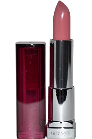 gemey maybelline rouge lvres color sensational 162 fell pink - Gemey Maybelline Color Sensational