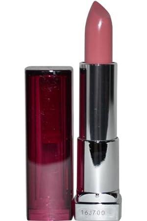 gemey maybelline rouge lvres color sensational 162 fell pink - Rouge A Levre Gemey Maybelline Color Sensational
