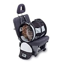 Petego Motor Trend by Petego Pet Tube Car Kennel for Pets, Small