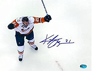 Autograph 168684 New York Islanders Image No. Sc5 Kyle Okposo Autographed 8 x 10 in. Photo