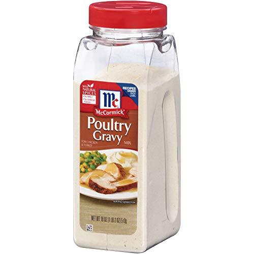 Mccormick Poultry Gravy Mix (1lb) 2oz