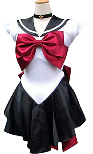 [Ace Halloween Adult Women's Sexy Sailor Moon Costume Plus Size (US 4)] (Plus Size Sexy Sailor Costumes)