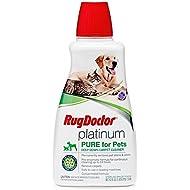 Best Rug Doctor Platinum Formula Cleaner