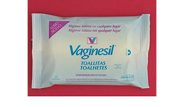 Amazon.com: SOLUTION vaginesil INTIMATE WIPES 10 WIPES by CSTLL: Health & Personal Care