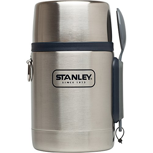 Stanley 10-01287-021 Adventure Vacuum Food Jar, Stainless Steel, 18 oz by Stanley (Image #1)