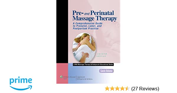 Pre- and Perinatal Massage Therapy: A Comprehensive Guide to