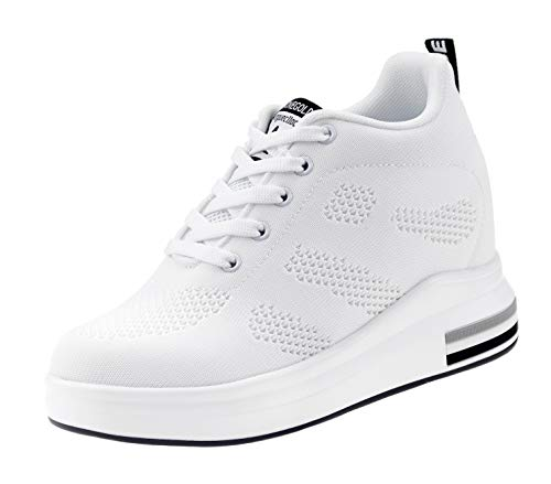 High Top Athletic Walking Shoes