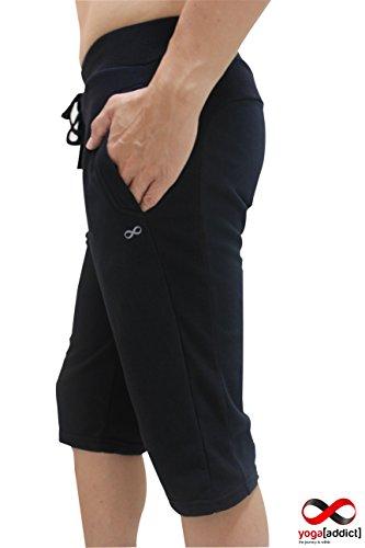 Yoga[Addict]™ Men Yoga Shorts, Comfortable Pants, For Any Yoga, Pilates