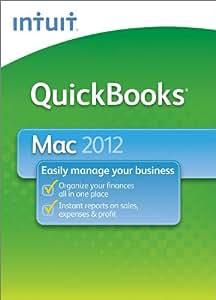 QuickBooks for Mac 2012 [OLD VERSION]
