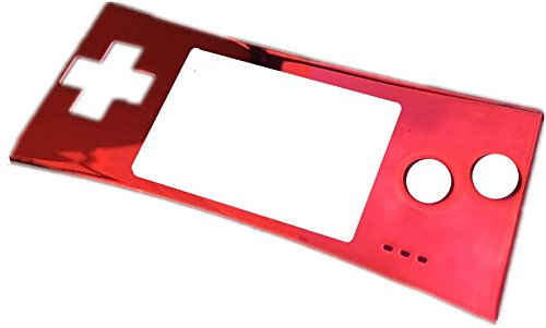 Faceplate Cover Front Shell Housing Case For Nintendo Game Boy Micro for GBM