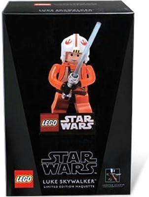 LEGO Star Wars Luke Skywalker Limited Edition Maquette 66254 39
