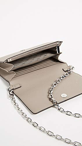Women's Tory French Chain Robinson Wallet Gray Burch 55xrw87qA