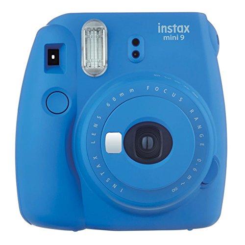 Fujifilm instax mini 9 Instant Film Camera (Cobalt Blue) +
