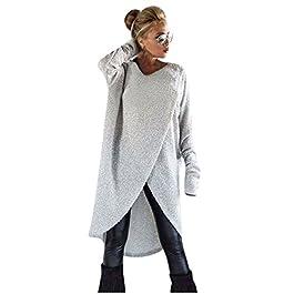 Weant Women Sweatshirt Dresses Long Sleeve Knitting Pullover Sweatshirt Loose Tops Outwear Jumper Womens Sale Teen Girl T Shirt Dresses