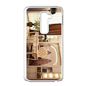 Interior Design Room Hight Quality Case for LG G2