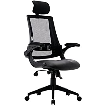 Amazon Com Kadirya High Back Ergonomic Mesh Office Chair