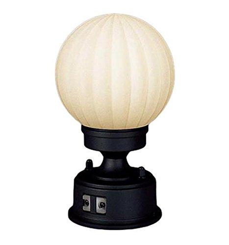 Panasonic LED 門柱灯 据置取付型 40形 電球色 LGWJ56934BK B06XGVMXS1 13324
