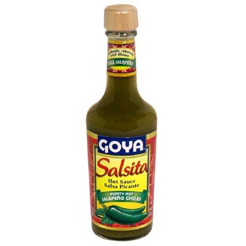 Goya Salsita Jalapeno, 8 oz -